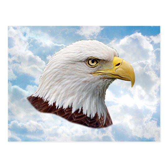 Cabeza de Eagle - postal