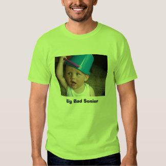 cabeza del cubo, mún mayor grande camisetas