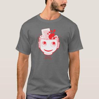 Cabeza del GNOMO Camiseta
