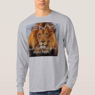 Cabeza del león de Kenia Camiseta