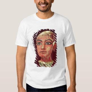 Cabeza del rey del niño que emerge camiseta