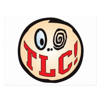 Cabeza del texto del TLC Postal