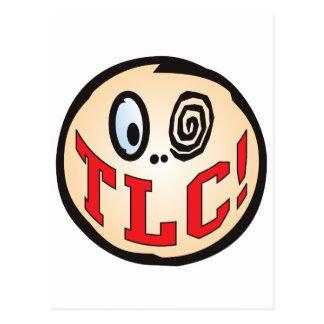 Cabeza del texto del TLC Postales