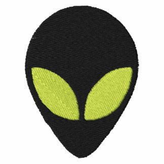 Cabeza extranjera con el modelo de ojos verdes