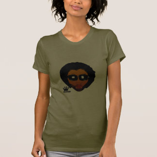 CABEZA GRANDE del enyimage de la mujer Camisetas