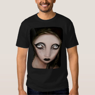 Cabeza grande del gótico camisas