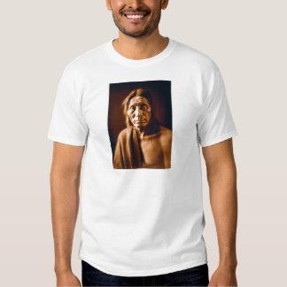 Cabeza grande (nativo americano) camisas