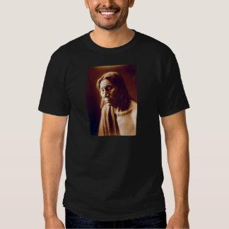 Cabeza grande (nativo americano) camiseta