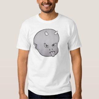CABEZA GRANDE PRINCIPAL CALIENTE (gris) Camisas