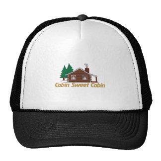 Cabina del dulce de la cabina gorras de camionero