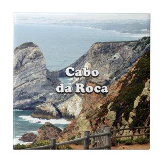 Cabo DA Roca: Portugal Azulejo De Cerámica