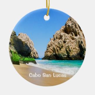 Cabo San Lucas Adorno De Cerámica