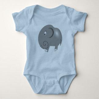 Cacahuete el mono del jersey del elefante