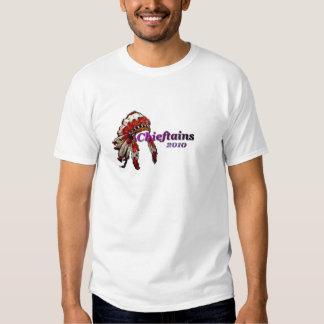 Caciques 3d camisas
