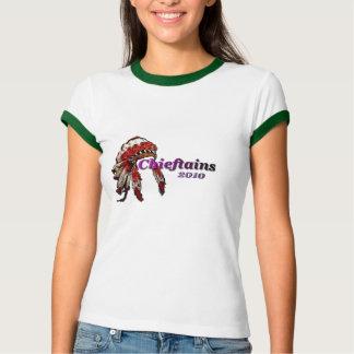Caciques 3d camiseta