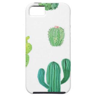 cactus funda para iPhone SE/5/5s