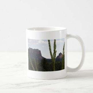 cactus sobre la roca de Bell Tazas