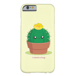 Cactus solo funda para iPhone 6 barely there