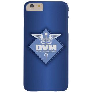 Cad DVM (diamante) Funda De iPhone 6 Plus Barely There