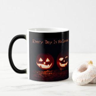 Cada día es taza de Halloween