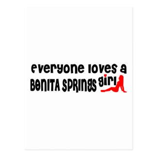 Cada uno ama a un chica de Bonita Springs Postal