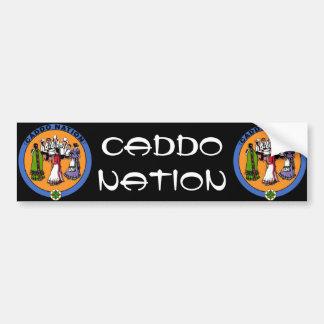 Caddo Pegatina Para Coche