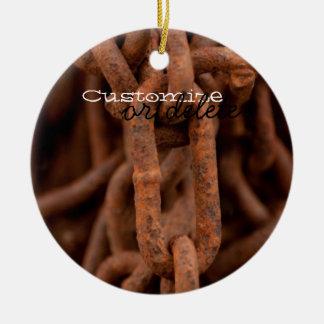 Cadena de cadena de cadena Personalizable Ornamentos De Reyes Magos