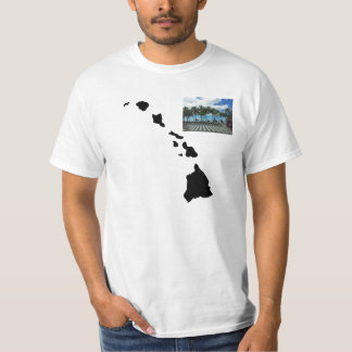 Cadena de las islas de Hawaii - playa de Waikiki Camiseta