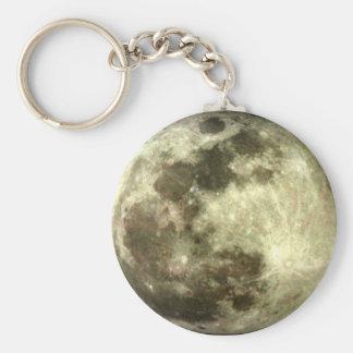 Cadena dominante de la Luna Llena Llavero