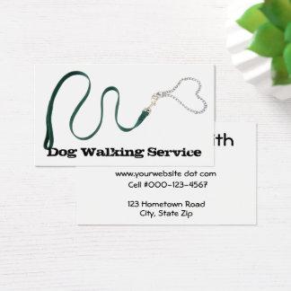 Cadena verde serpentina del correo y del corazón tarjeta de visita