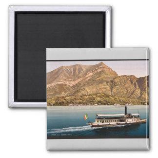 Cadenabbia, Como, lago de, vintage Photochro de It Iman