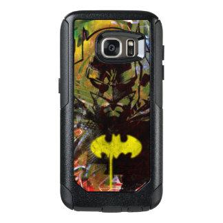 Cadera urbana de Batman Funda Otterbox Para Samsung Galaxy S7