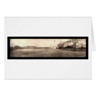 Cadete Acad. Foto 1909 de Charleston Tarjeta