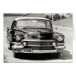 Cadillac 1956 Coupe de Ville Tarjeta De Felicitación