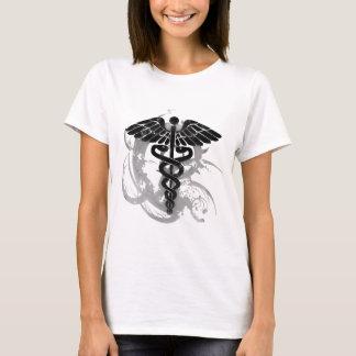 Caduceo del Grunge Camiseta