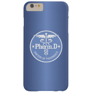 Caduceo PharmD 2 Funda Para iPhone 6 Plus Barely There