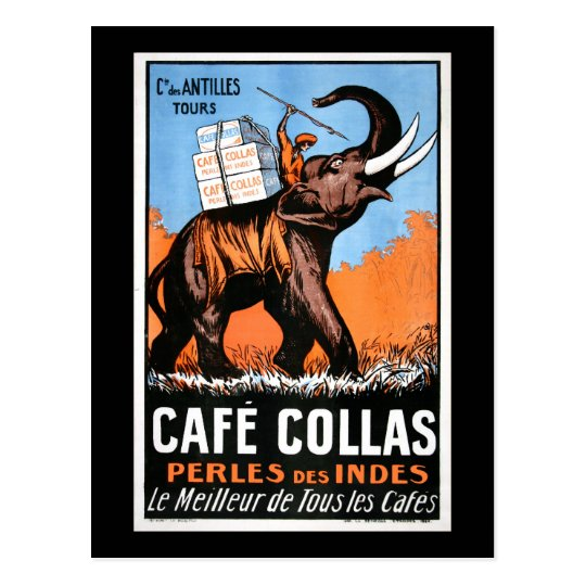Cafe Collas Postal