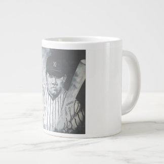 Café con el bebé taza de café gigante