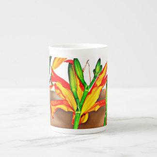 Café de China del lirio tigrado/taza de la taza de
