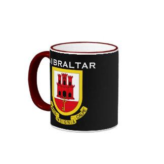 Café de Gibralter/taza del té    /café Gibraltar d Taza A Dos Colores