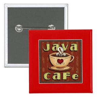 café de Java Pins