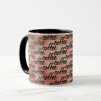 Café de la diversión por todo diseño del modelo de taza