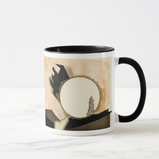 Café de la mañana taza