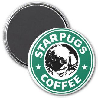 Café de Starpugs Imanes