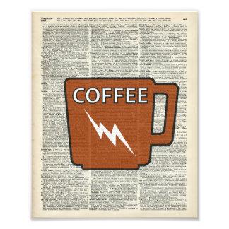Café del poder foto