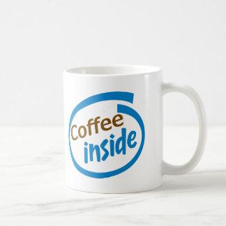 Café dentro taza de café