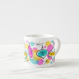 Café express retro de la taza de las chucherías