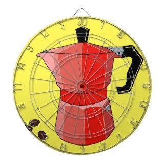 Café express rojo del arco iris diana