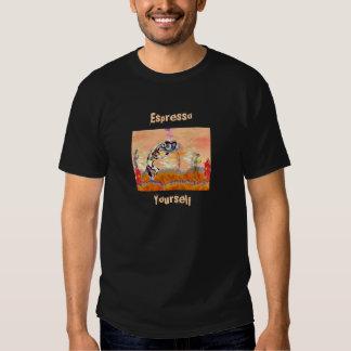 Café express usted mismo por el eLiN Camiseta
