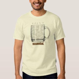 Café - los bloques huecos de la vida camiseta